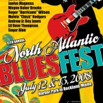 2008 North Atlantic Blues Festival