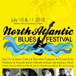 2010 North Atlantic Blues Festival