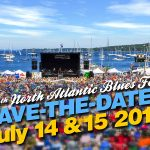 2018 North Atlantic Blues Festival