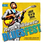 2014 North Atlantic Blues Festival