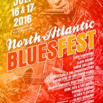 2016 North Atlantic Blues Festival